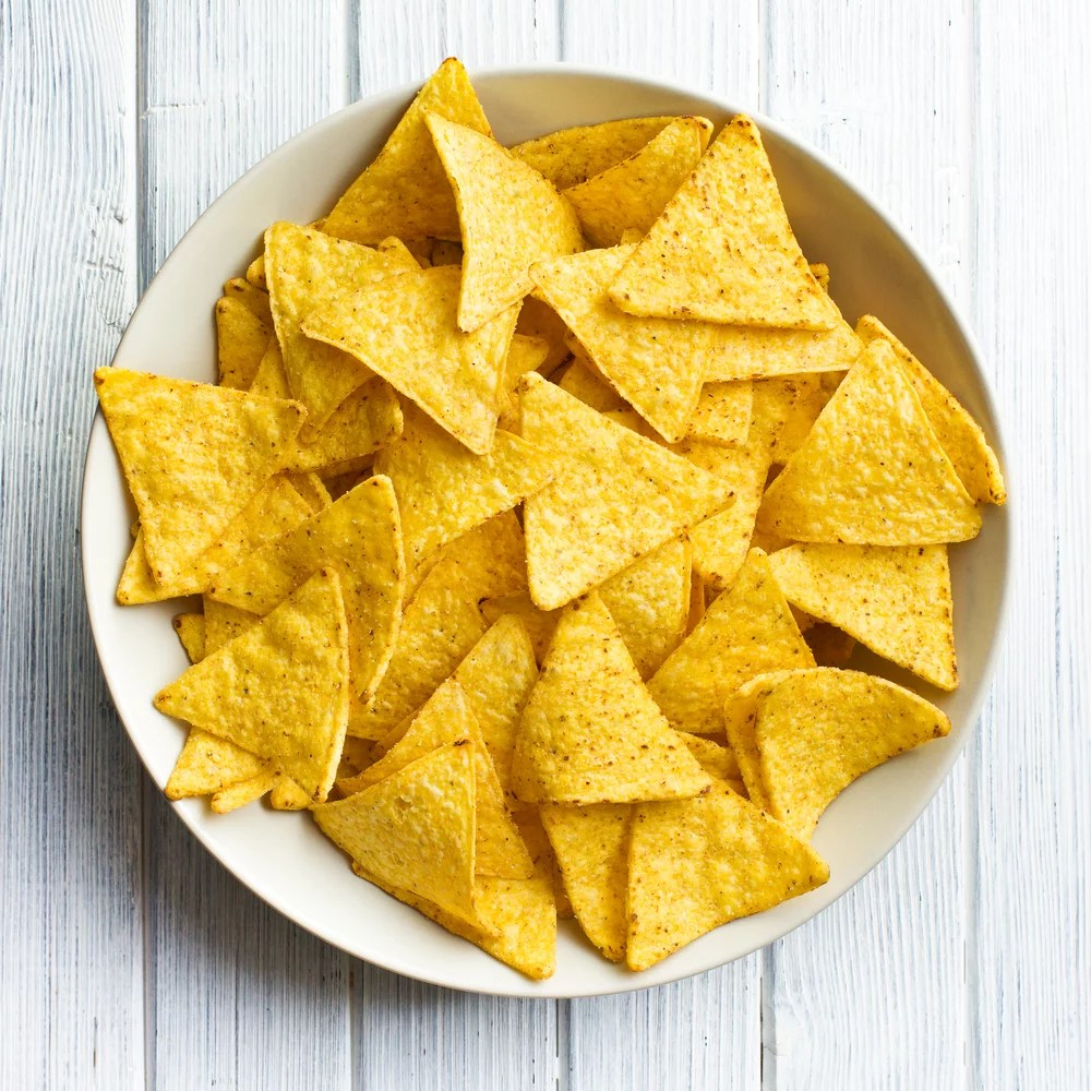 Fullsize Of Low Calorie Chips