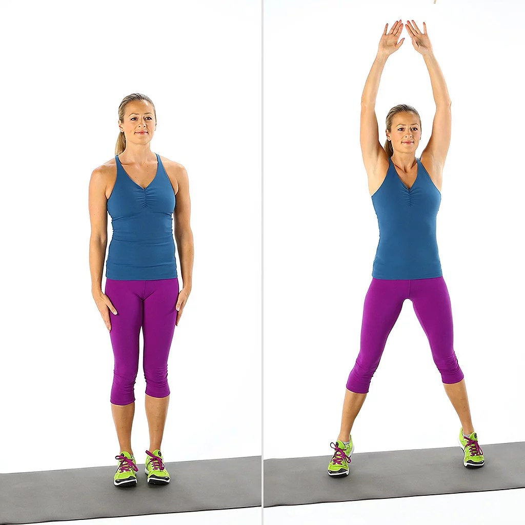 Jumping Fitness Jumping Jacks 25 Minute Cardio And Strength Training