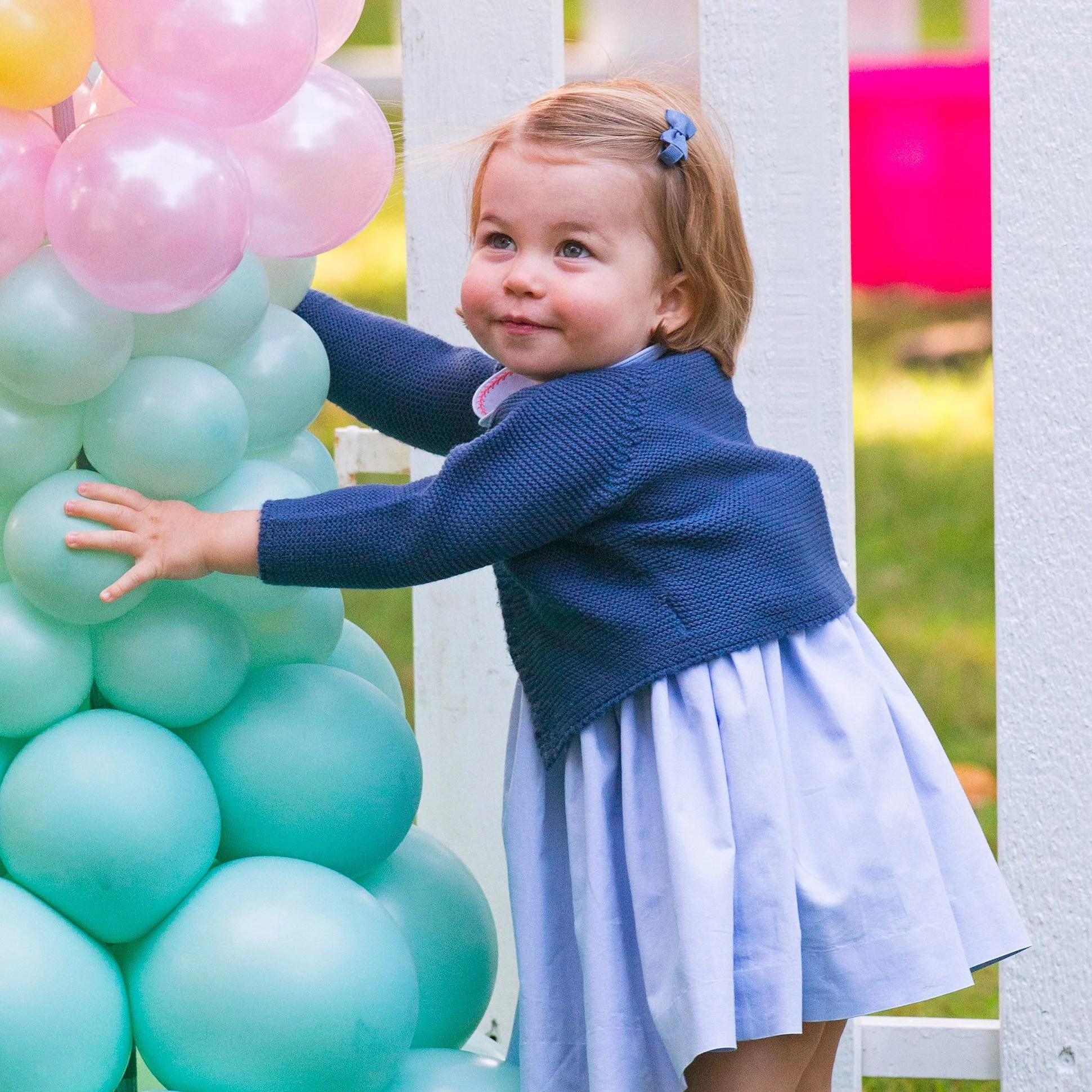 Toddler 2 Years Old Birthday Princess Charlotte S First 2 Years Popsugar Celebrity