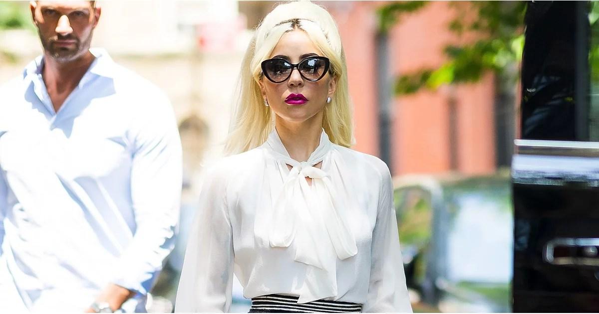 Lady Gaga Sexy Shoes Popsugar Fashion Australia