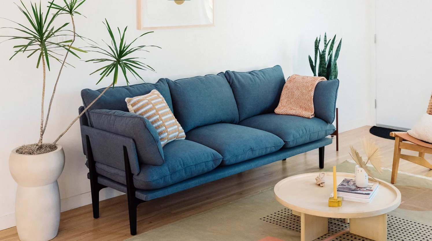 Best And Most Comfortable Couches And Sofas 2021 Popsugar Home