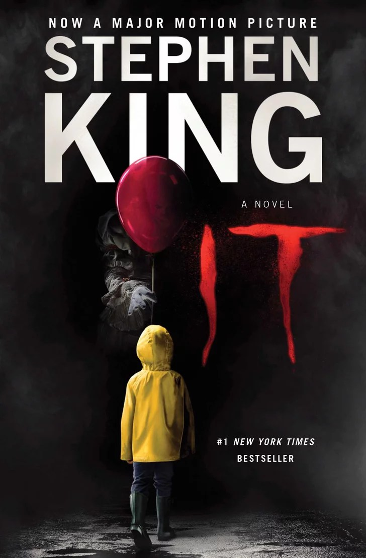 Libros Thriller 2017 It By Stephen King | Books Being Made Into Movies 2019