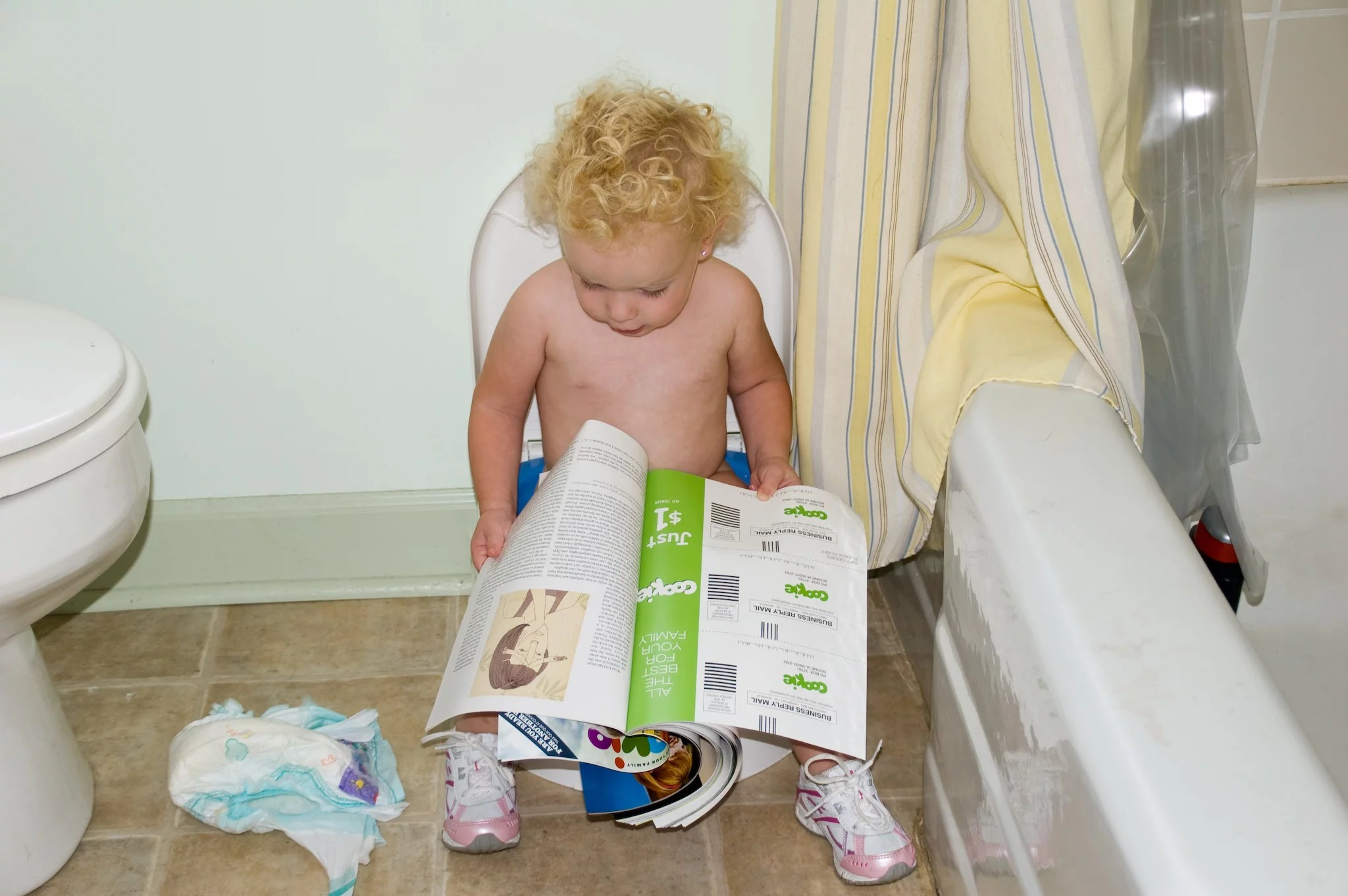 Potty Training Mistakes To Avoid Popsugar Family