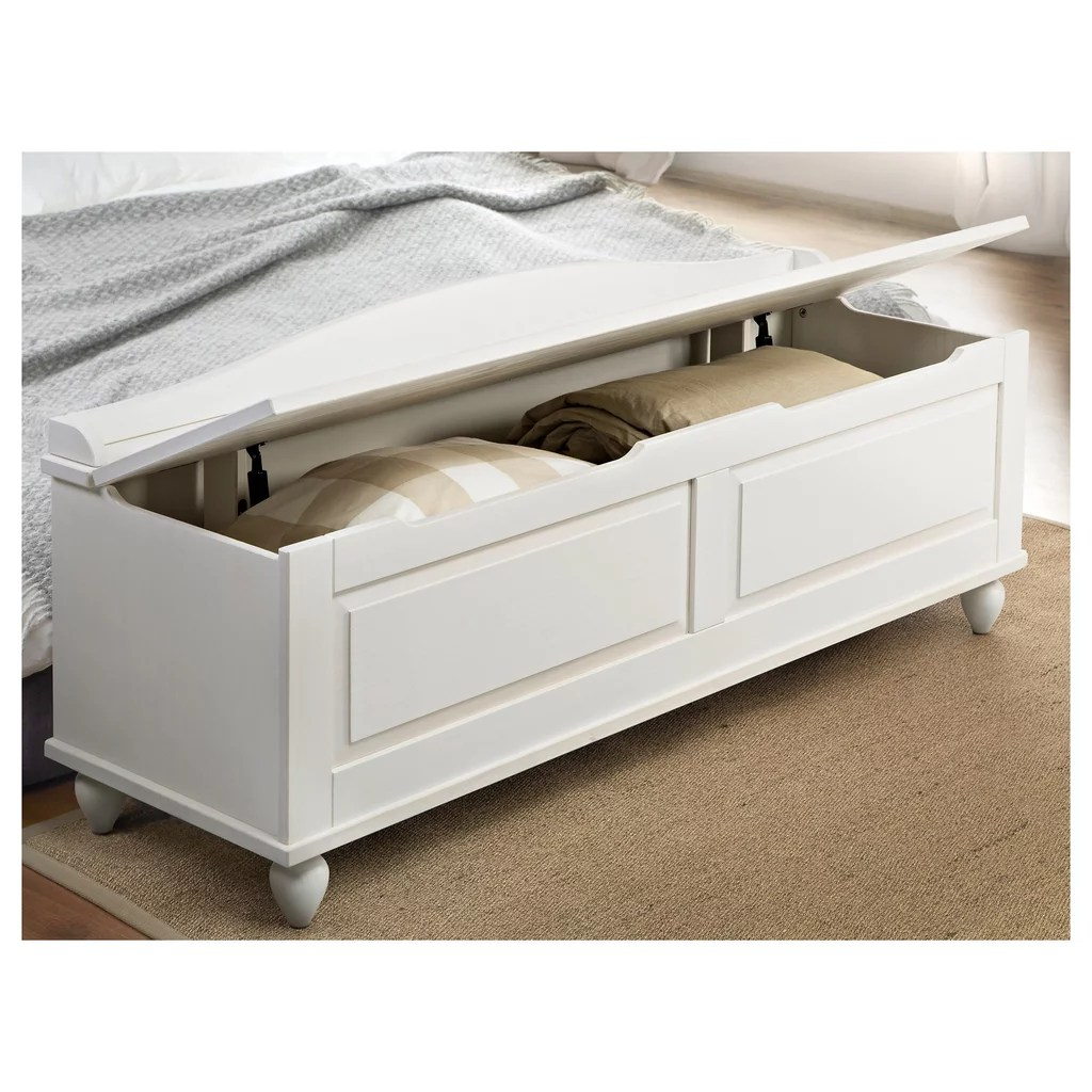 Bed Bench Ikea Hornsund Bench Best Ikea Bedroom Furniture For Small Spaces