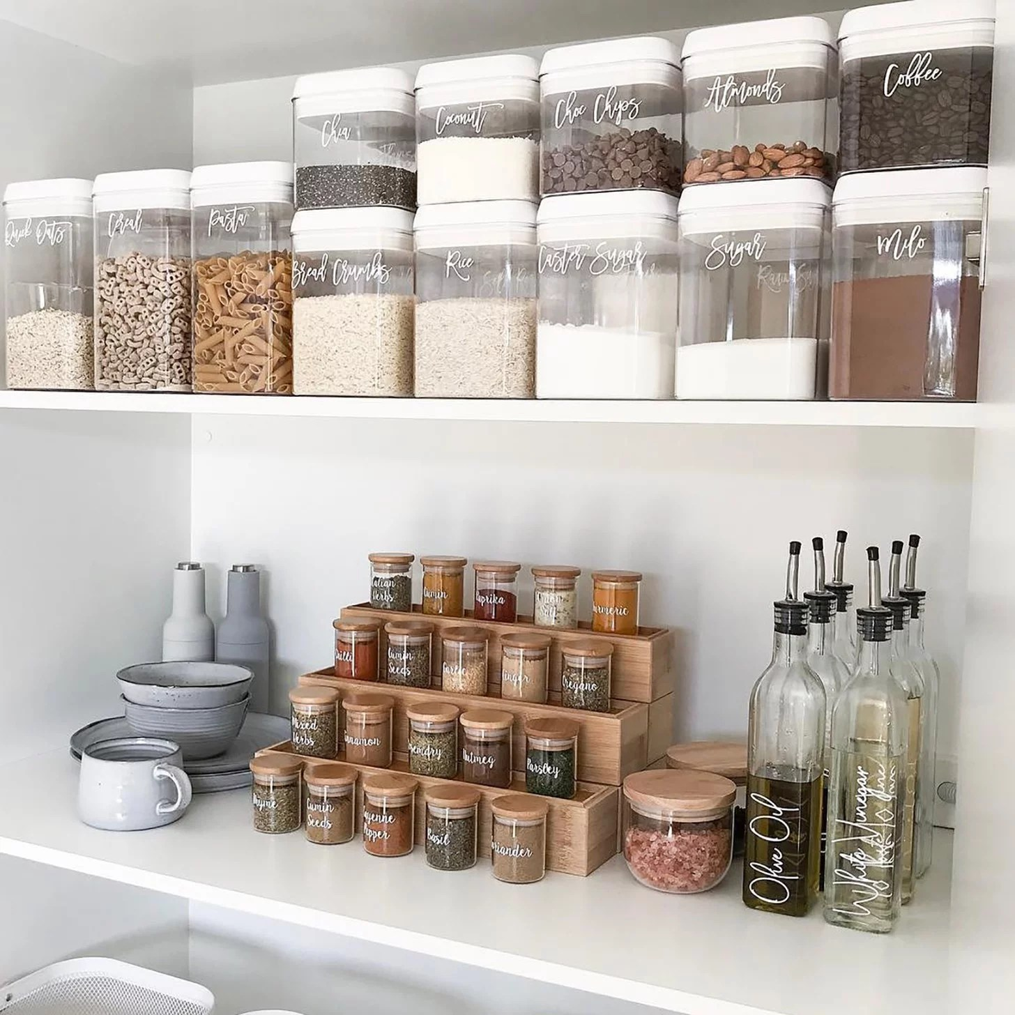 Kitchen Organizer Storage Marie Kondo Konmari Kitchen Organization Ideas Popsugar Food