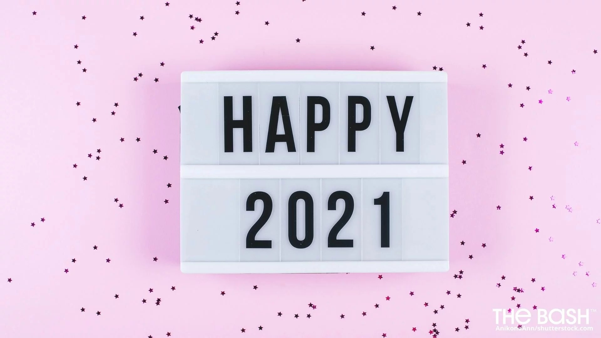 Happy 2021 Zoom Background Add A Dash Of Glamour To Your New Year S Eve Zoom Call With These 30 Background Images Popsugar Tech Photo 24