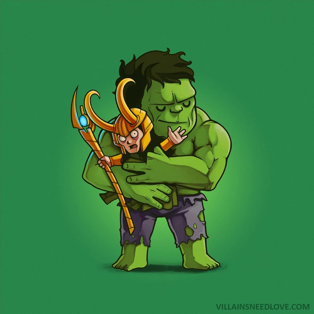 Chibi Hulk Cute Wallpaper The Movie Sleuth Images Cute Illustrations Of Famous