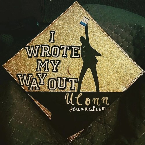Medium Of Graduation Cap Decorations