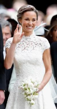 Pippa Middleton Wedding Hair | POPSUGAR Beauty Photo 4