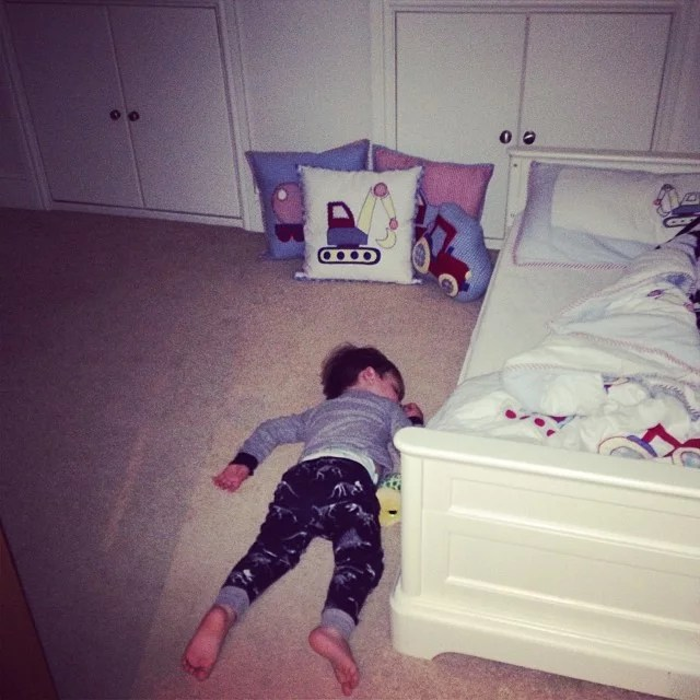 Quoti Fell Out Of Bedquot The Reasons Children Wake Up Mom At