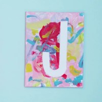 Canvas Art Projects For Kids | POPSUGAR Moms