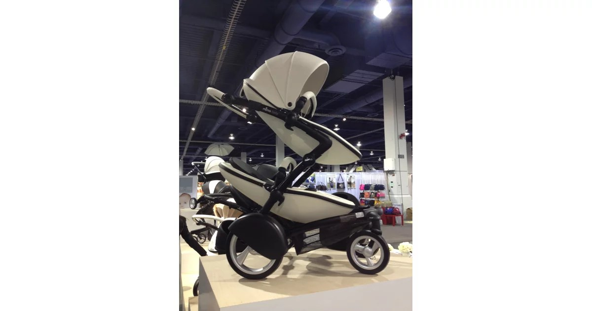 Mima Shop Spanish Stroller Maker Mima 39;s Us Debut Will Include The