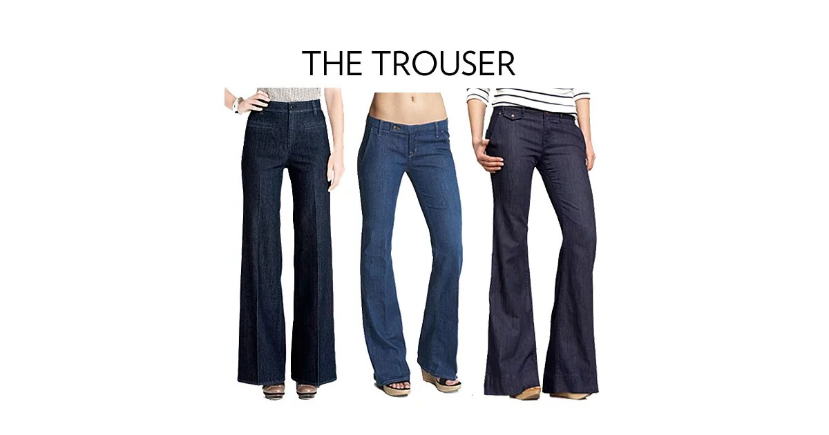 Trouser Jeans Best Fit Jeans For Your Body Type