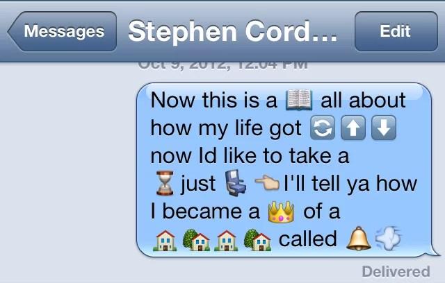 Funny Emoji Texts POPSUGAR Tech - emoji story copy and paste