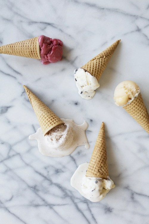 Medium Of Sweet Habit Ice Cream