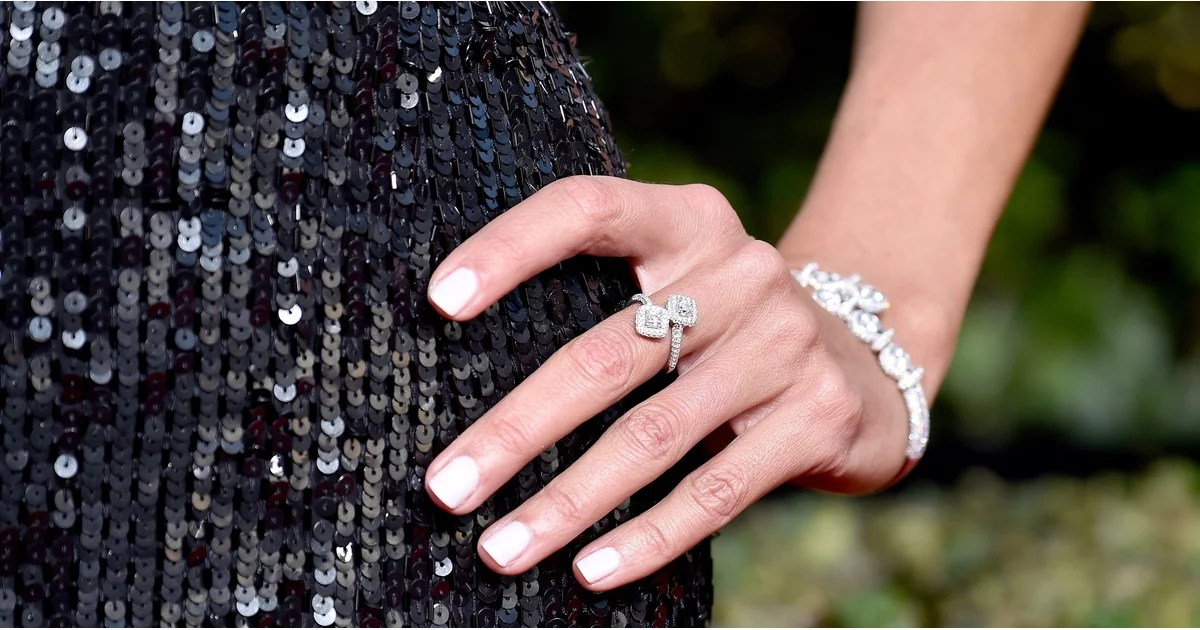 Celebrity Nails From Award Show Red Carpets 2018