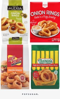 Best Frozen Onion Rings Brands | POPSUGAR Food