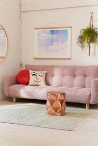 Pink Sleeper Sofa - Home Design