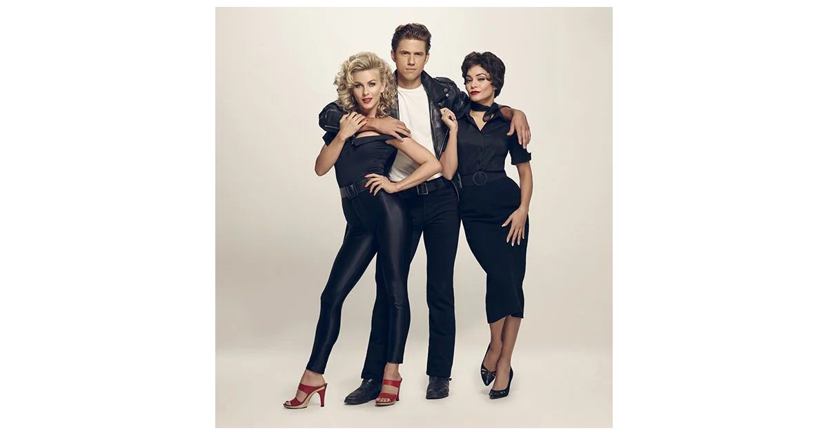 Sandy Danny And Rizzo From Grease Halloween Costume