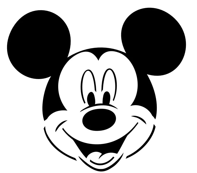 Mickey Mouse Free Disney Pumpkin Stencils POPSUGAR Smart Living - disney pumpkin templates