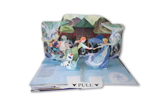 For 2 Year Olds Frozen A Pop Up Adventure Best Toys