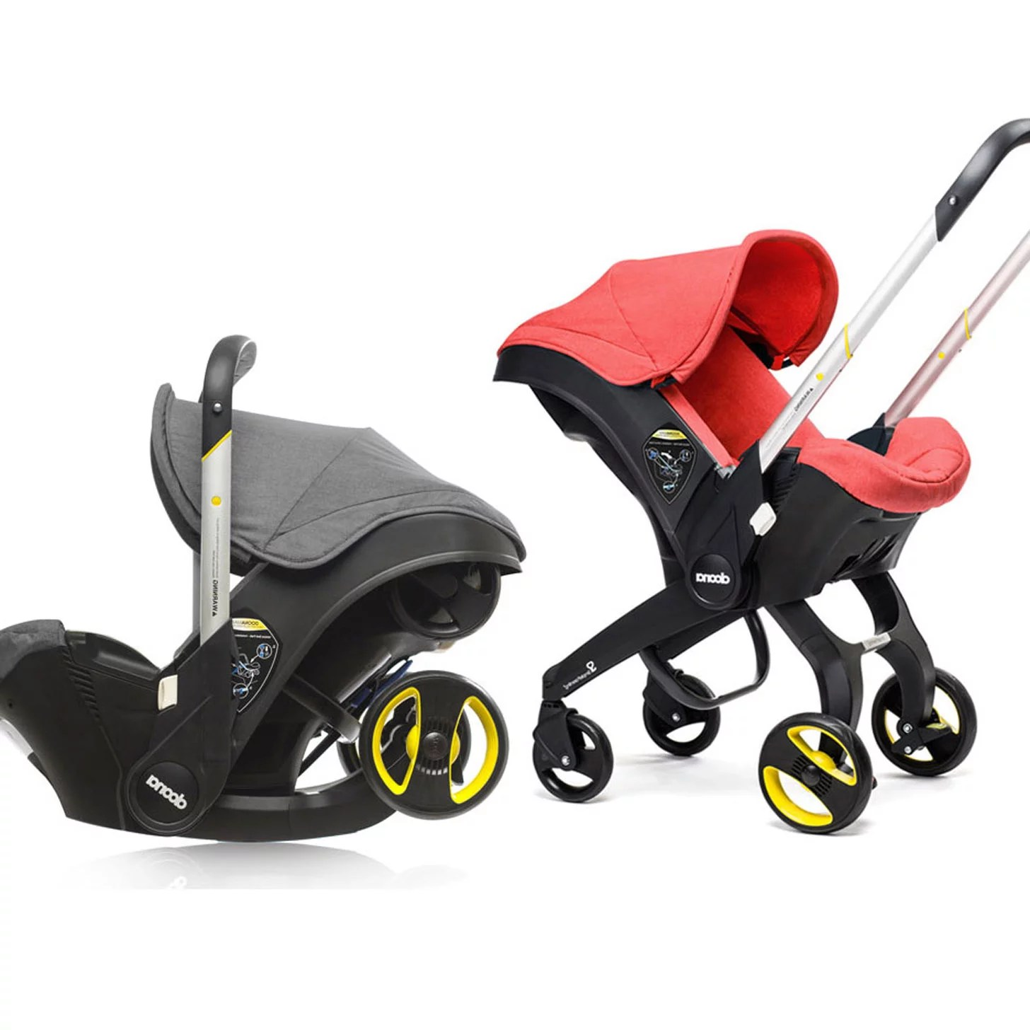 Newborn Baby Buggy Reviews Doona Car Seat Stroller Review Popsugar Family