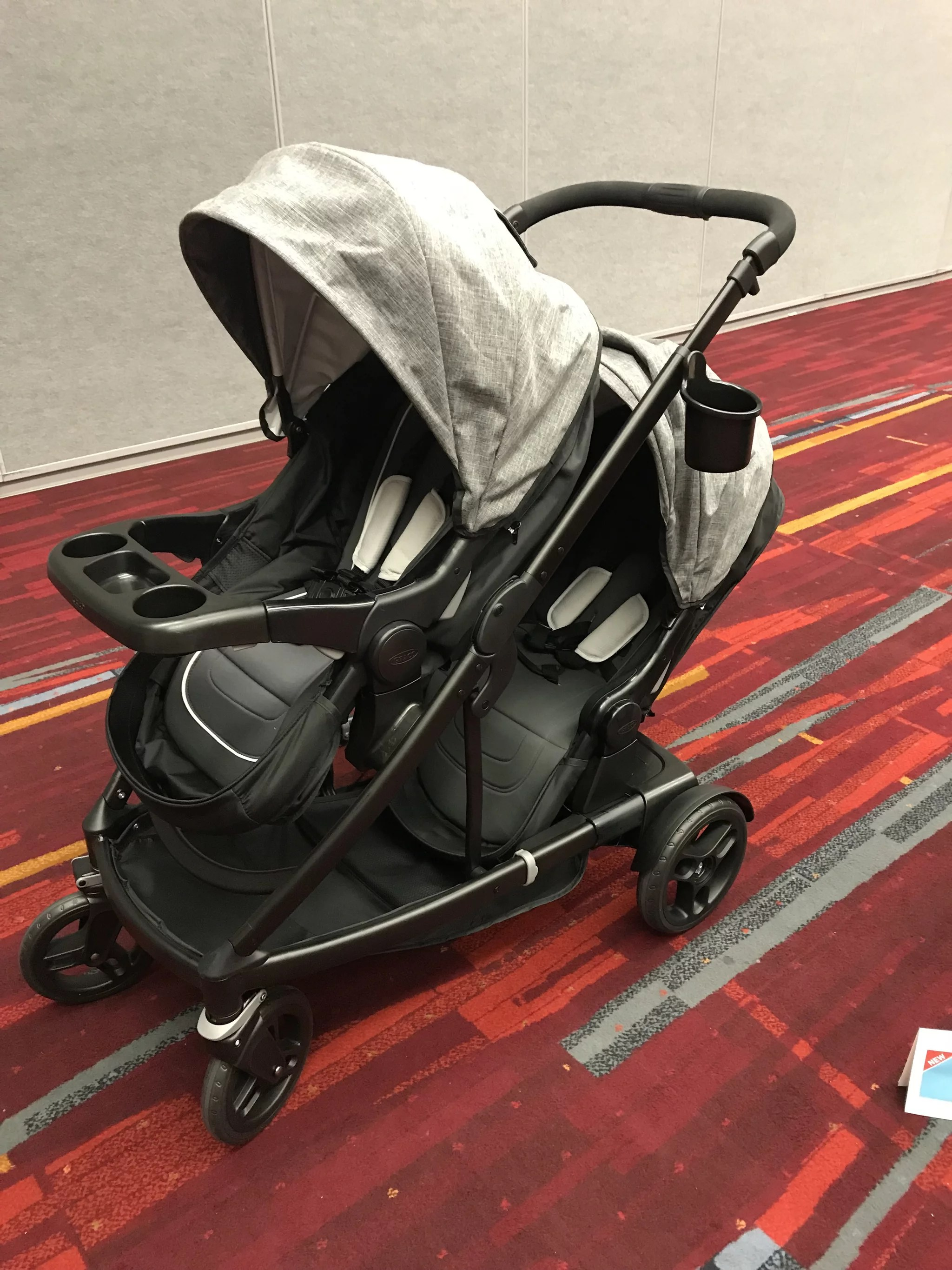 Uno2duo Stroller Graco Uno2duo 170 New Baby And Kid Products You Ll Wish