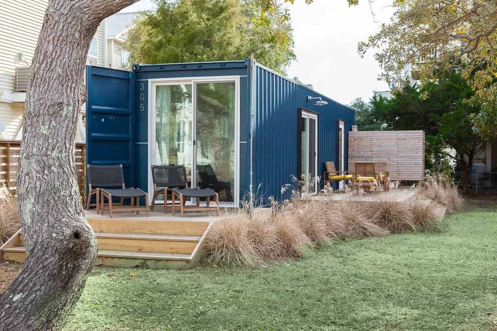 Container Haus Preise Tiny Airbnb Beach Houses | Popsugar Australia Smart Living