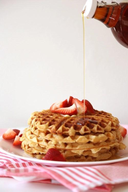 Medium Of Pioneer Woman Waffles