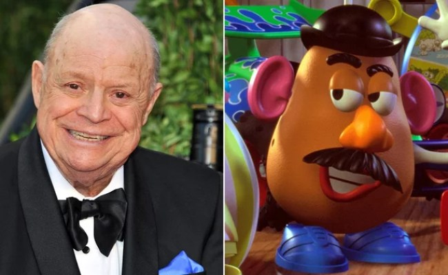 Will Don Rickles Voice Mr Potato Head In Toy Story 4
