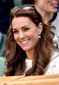 Kate Middleton's Pearl Drop Earrings | POPSUGAR Fashion