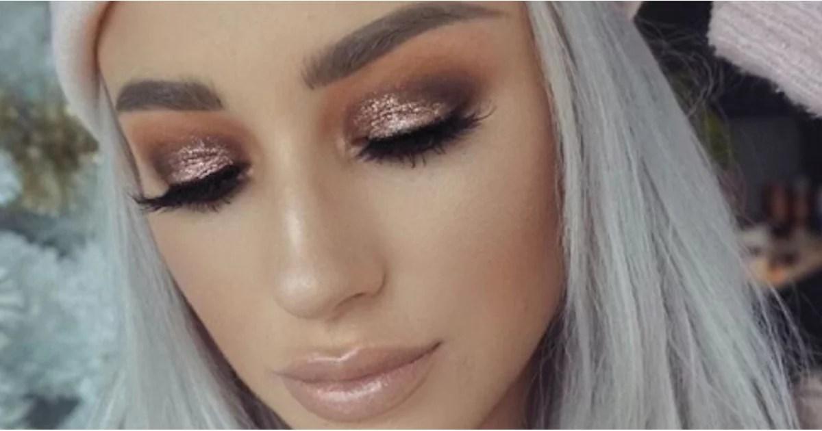 Glitter Makeup Ideas 2018 Popsugar Beauty Australia