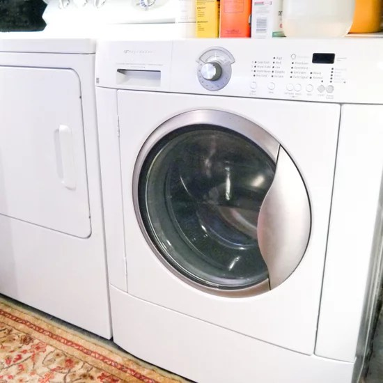 How To Clean Your Front-Loading Washing Machine | Popsugar Smart