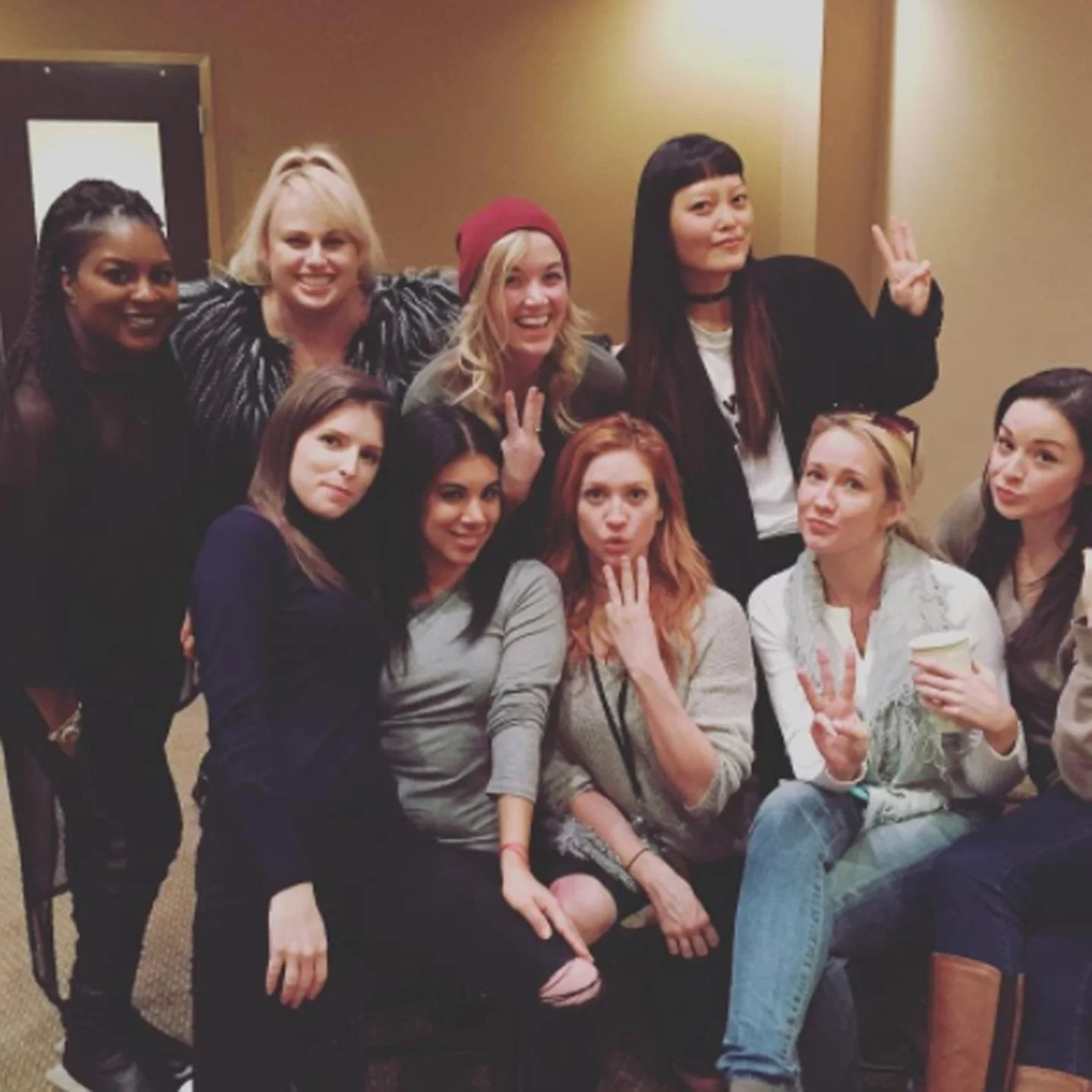 Picture Perfect Pitch Perfect Popsugar Entertainment