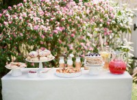 Party Buffet and Bar Table Ideas   POPSUGAR Food