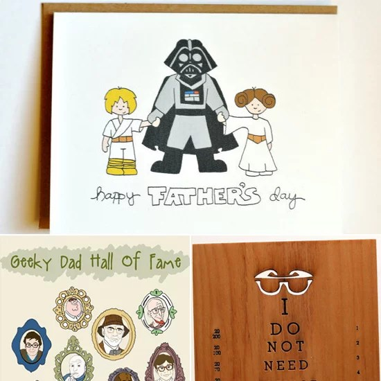 Geeky Father\u0027s Day Cards From Etsy POPSUGAR Tech - father day cards