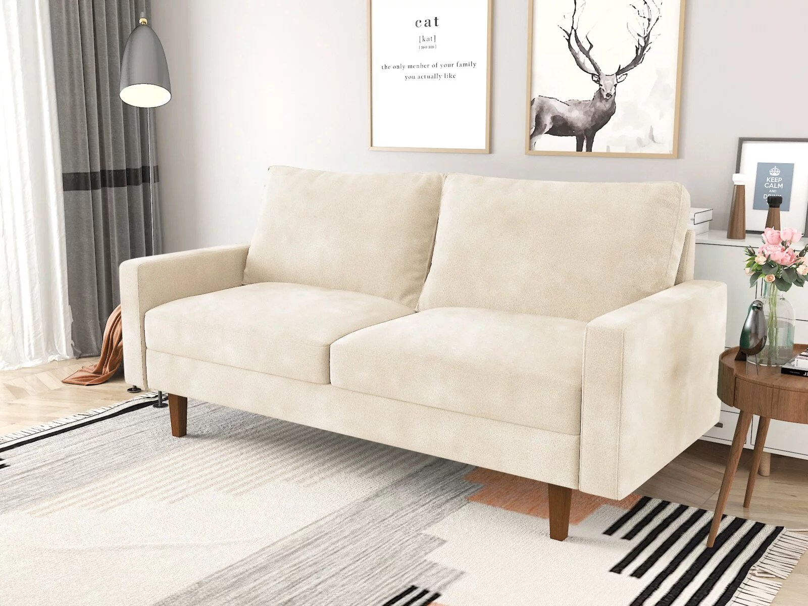 Best Cheap Couches Under 450 2021 Guide Popsugar Home