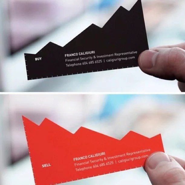Unique Business Cards POPSUGAR Career and Finance - business card resume