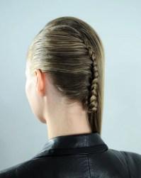 Thin Side Braid | Braid Ideas For Spring 2013 | POPSUGAR ...