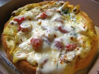 Taste Test: Domino's Bread Bowl Pastas | POPSUGAR Food