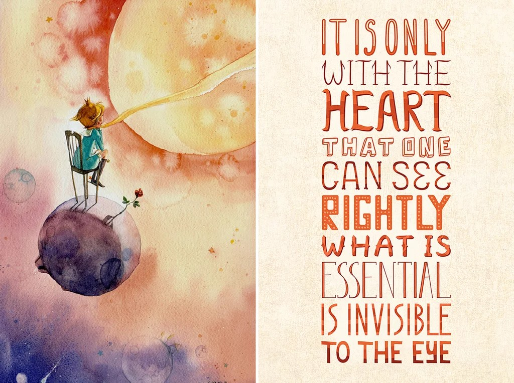 Cute Couple Wallpapers For Mobile Phones The Little Prince Iphone Wallpaper Popsugar Tech