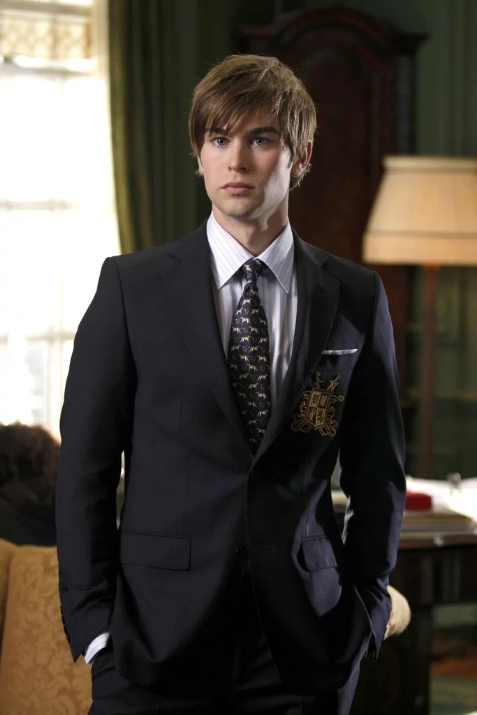 Gossip Girl Chuck And Blair Wallpaper Nate Archibald Tv Characters Who Dated The Same Person