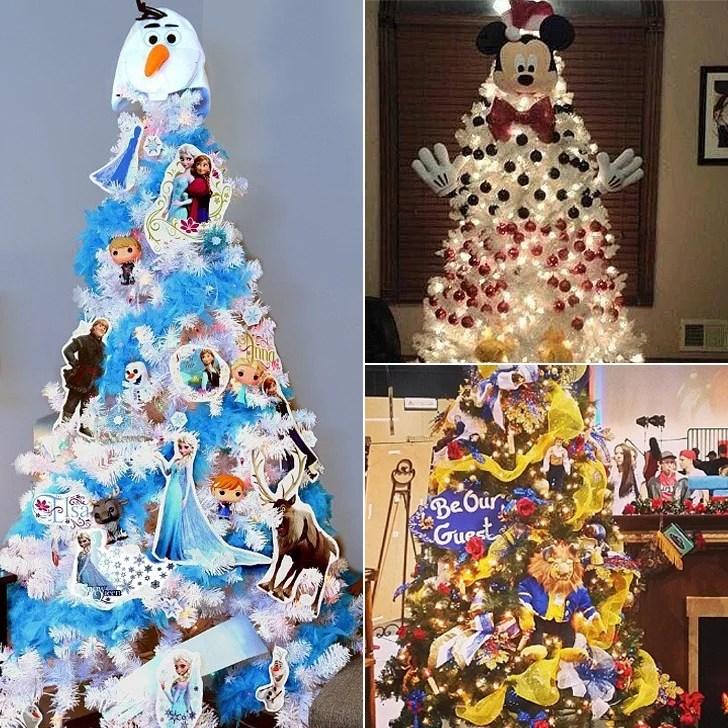 Disney Christmas Tree Ideas POPSUGAR Moms - disney christmas decorations