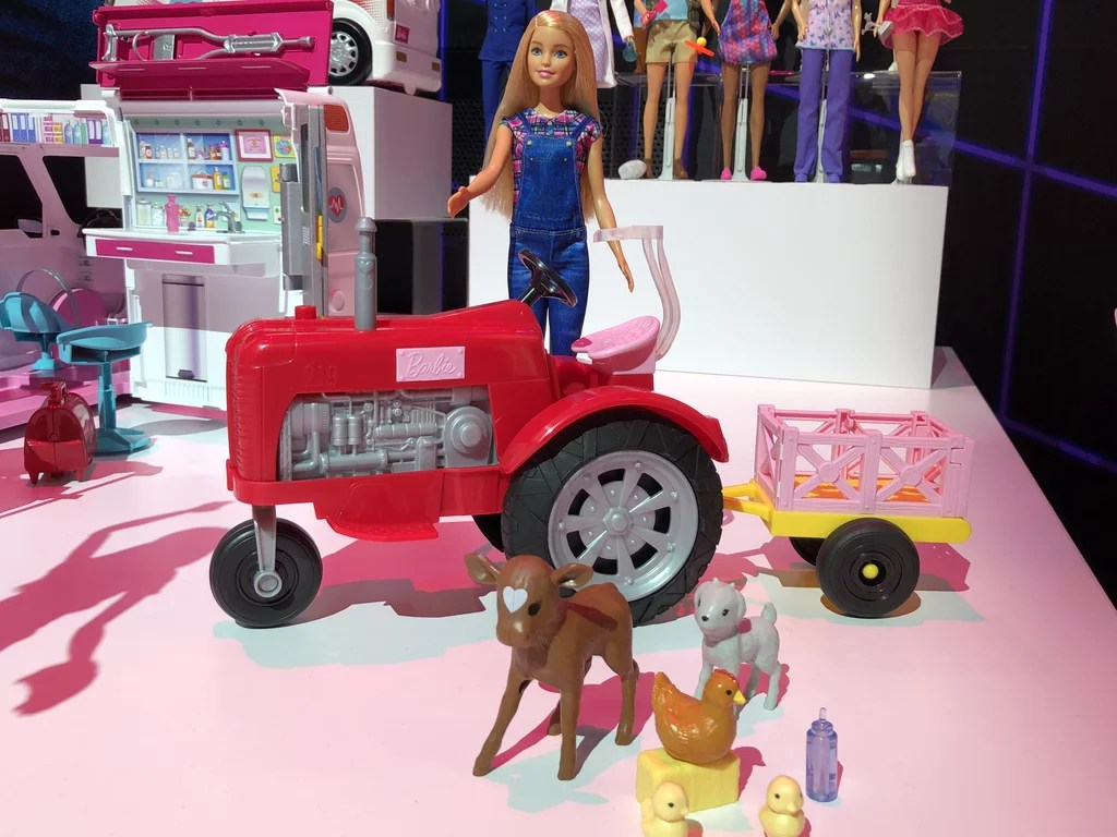 Barbie Toys Australia Barbie Doll And Tractor New Toys Coming Out In 2018