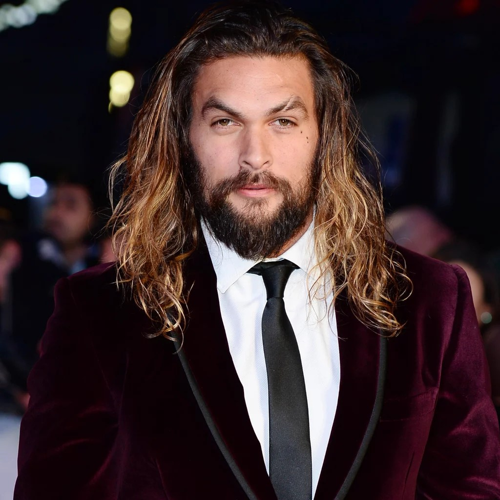 Jason Momoa Why Jason Momoa Is The Best Aquaman Popsugar Celebrity Uk