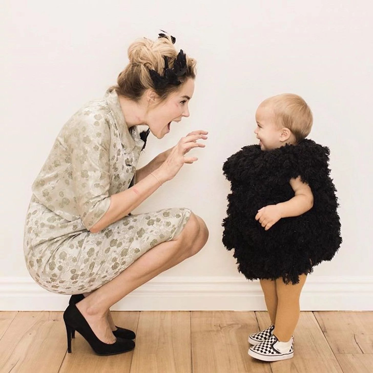 Lauren Conrad Lauren Conrad And Son Halloween Costumes 2018 Popsugar Family