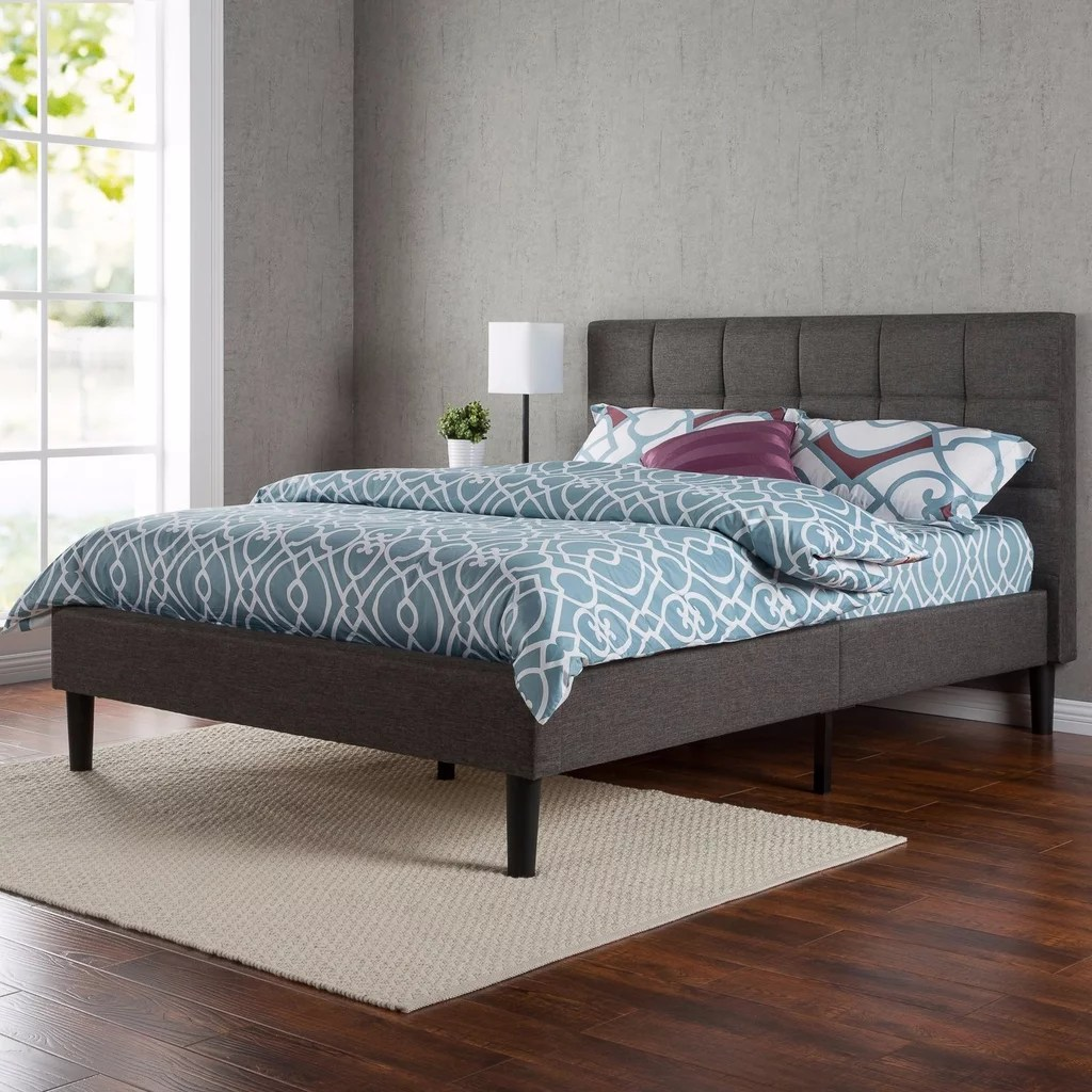 Billiges Bett Cheap Bed Frame Popsugar Home