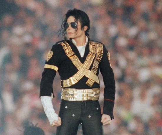 Michael Jackson was known for his voice as well as his fashion