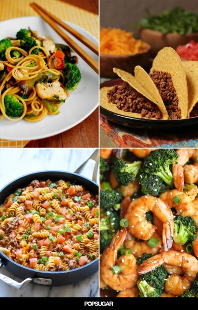 Easy Dinners Your Kids Can Help You Make   POPSUGAR Moms