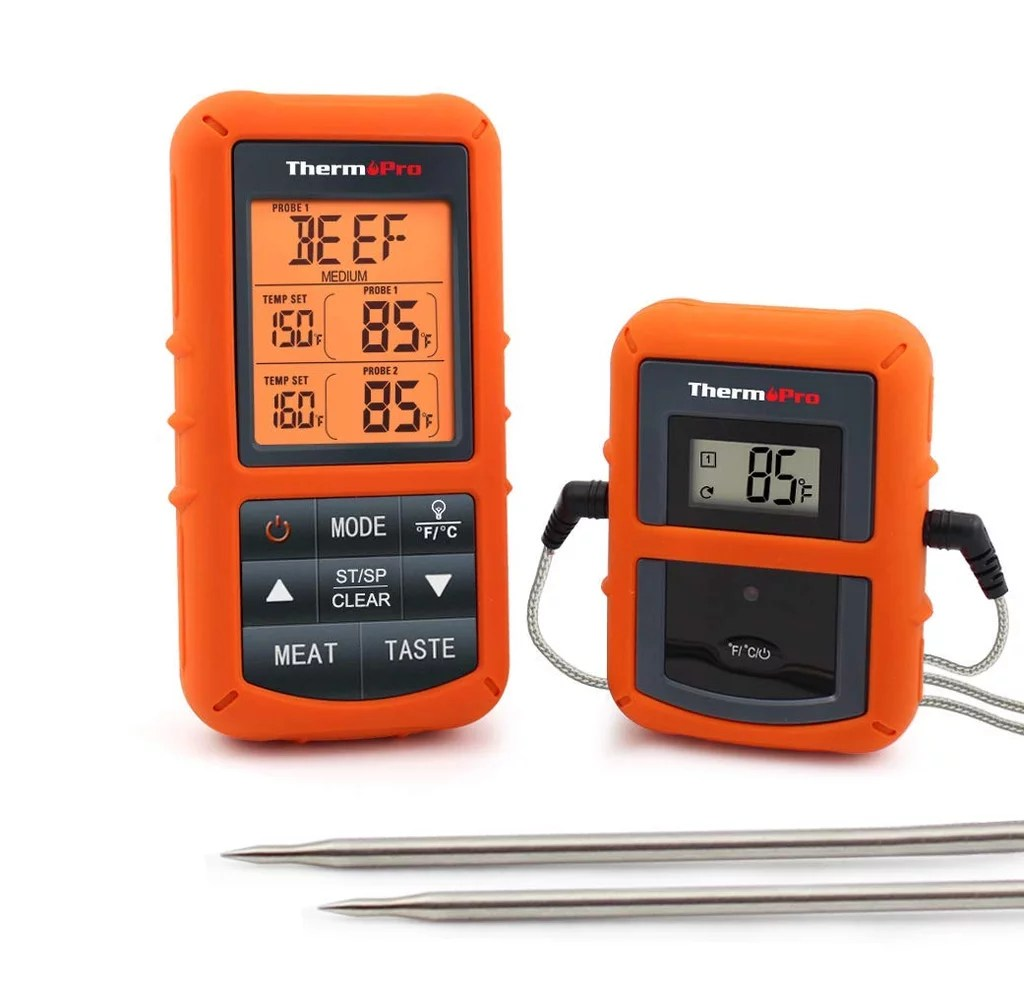 Thermometer Australia Thermopro Tp20 Wireless Remote Digital Cooking Food Meat